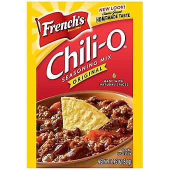French s chili-O Original Seasoning mix 3 pakke pakke