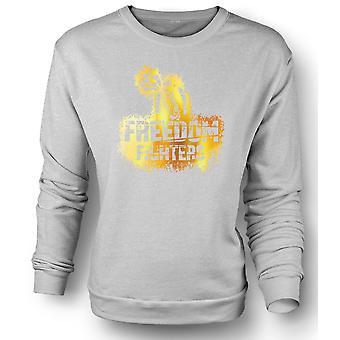Kids Sweatshirt Freedom Fighters Molotov Cocktail