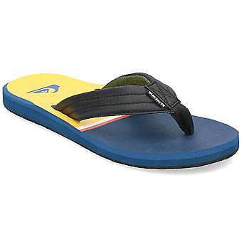 Quiksilver Carver Print AQYL100809XBKY   men shoes