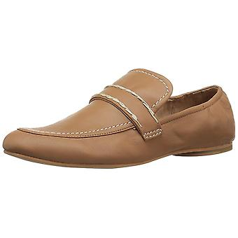 Dolce Vita Womens Fraser Leather Closed Toe Loafers
