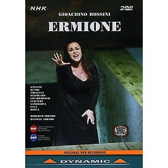 G. Rossini - Ermione Azione Tragica in Two Acts [DVD] USA import