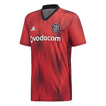 2019-2020 Orlando Pirates Adidas Weg Fußball Shirt