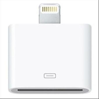 Apple lightning adapter-30pin md823zm/a white