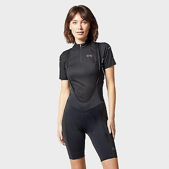 New Gore Women's C5 Lightweight Bib Shorts Black