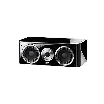 Heco Aleva GT Center 32, Center speaker, 2-way bass reflex, color: black, 1 piece new goods
