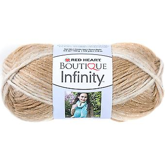 Coeur rouge Boutique Infinity Yarn-amande E828-9351