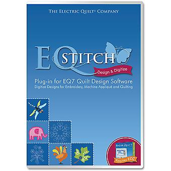 Eqstitch Embroidery Software Plug In For Eq7 A Stitch