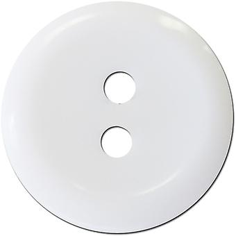Slimline Buttons Series 1 White 2 Hole 3 4
