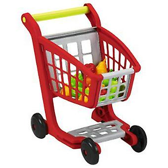 Smoby Supermarket Cart With Accessories