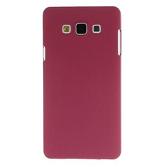 Cover shoot biscuits to Samsung Galaxy A7 (Pink)
