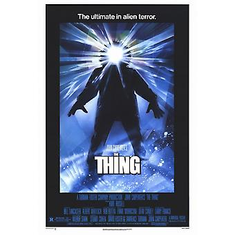 The Thing Movie Poster Print (27 x 40)
