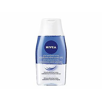 Nivea dubbel effekt Eye Makeup Remover vattentät Make-Up Remover