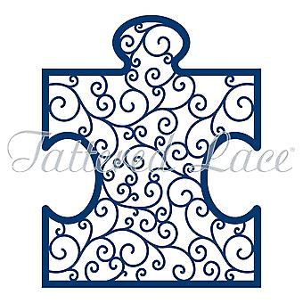 Tattered Lace Lacy Jigsaw Die