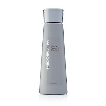 MediDerm Hydra Foaming Facial Cleanser All Skin Types, Gentle Face Wash