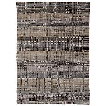 Hudson Grey Geometric Rug - Louis de poortere