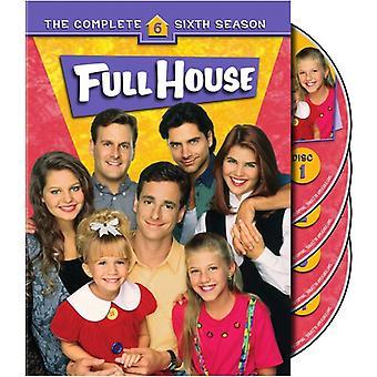 Full House - Casa completa: Importación de USA de la temporada 6 [DVD]