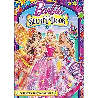 Barbie & the Secret Door [DVD] USA import