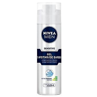 Nivea Gel Afeitar Spray 30 Ml Sensitive (Hombre , Afeitado , Espumas, Geles y Cremas)