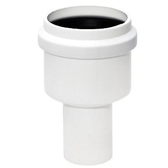 Raka rördiameter ökar kontakten avlopp avlopp 32mm till 40mm