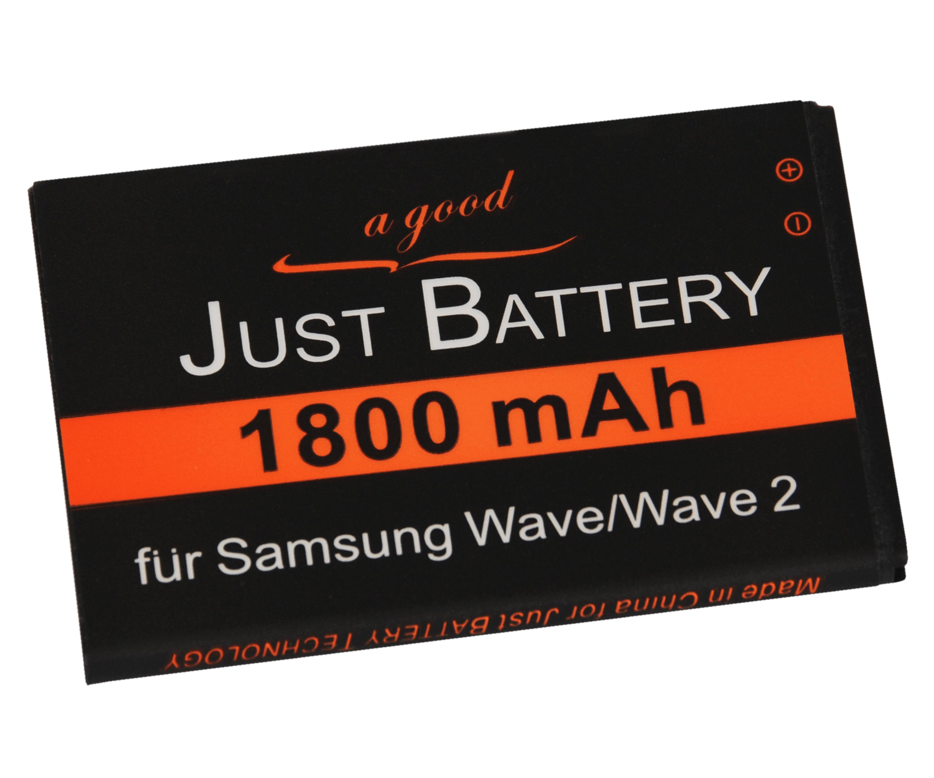 Battery for Samsung wave II GT s8530