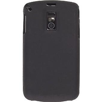 Wireless Solutions Silicone Gel Case for Samsung SGH-I637 - Black