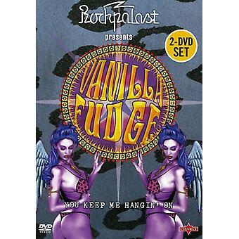 Vanille Fudge - Live 2004 [DVD] USA import