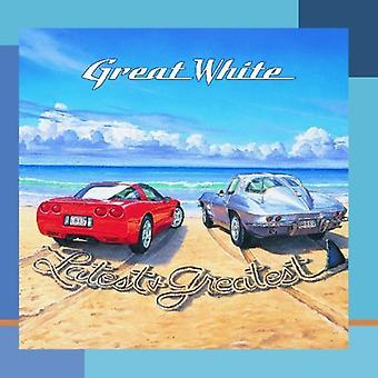 Great White - Latest & Greatest [CD] USA import
