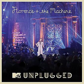 Florence & maskinen - MTV Unplugged [CD] USA import