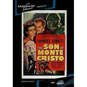 Son of Monte Cristo [DVD] USA import