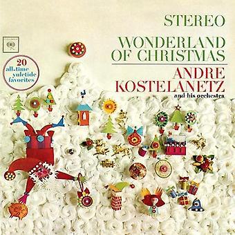 Wonderland jul: Andre - Wonderland of Christmas [CD] USA import