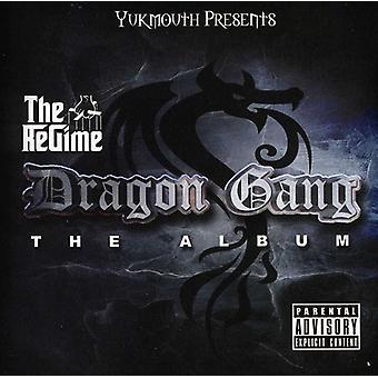 Yukmouth præsenterer Regime - Dragon bande [CD] USA import