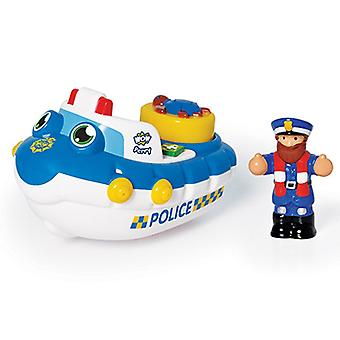 Wow World Police Boat Perry