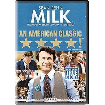 Milk [DVD] USA import