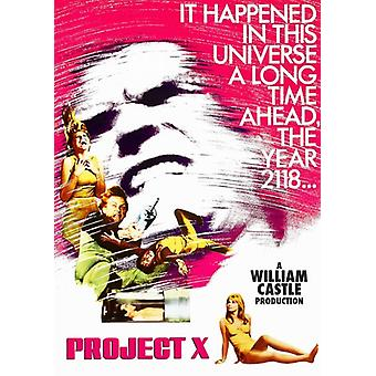 Project X (1968) [DVD] USA import