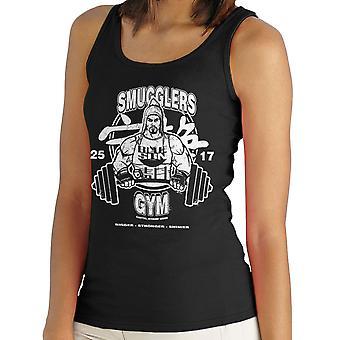 Jayne smuglere Gym Serenity Firefly Kvinders Vest