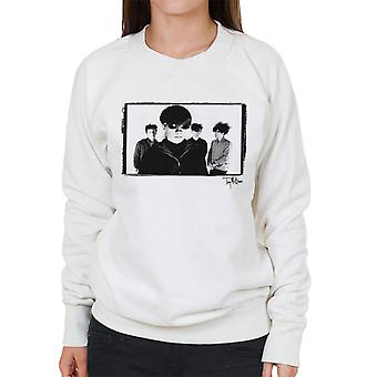 Jesus And Mary Chain Band Shot Women's Sweatshirt