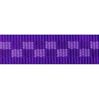 Tuff Lock 120cm Medium Violet Checker