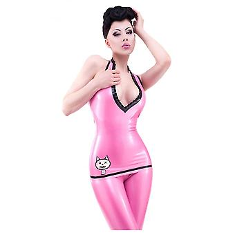 Westward Bound Bad Kitty Latex Rubber Top