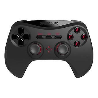 SPEEDLINK Strike NX trådløse Gamepad med vibrationer funktion for PS3 - Black