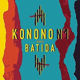 Konono nr. 1 - Konono No. 1 opfylder Batida [CD] USA import