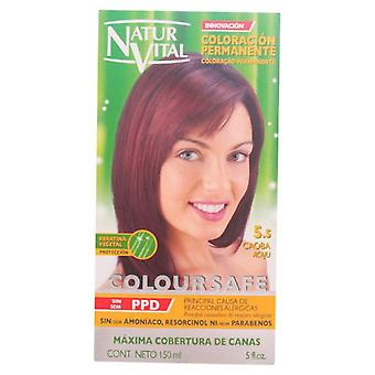Naturaleza y Vida Permanent Haircolor # 5.5 Coloursafe Mahogany 150 ml