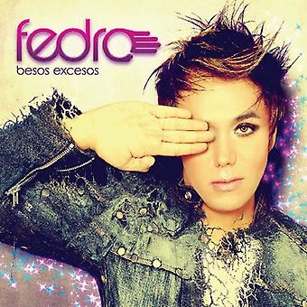Fedro - Besos Excesos [CD] USA importerer