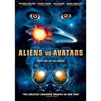 Aliens vs avatarer (DVD)