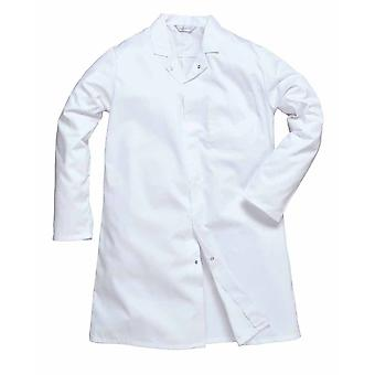 Portwest - Mens Food Industry Use Lab Coat