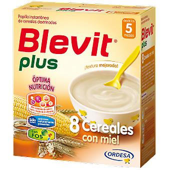 Blevit Instant porridge 8 Cereals with Honey (Childhood , Healthy diet , Cereals)
