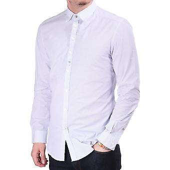 Diesel Mens Shirt Ghei With Circle Pattern