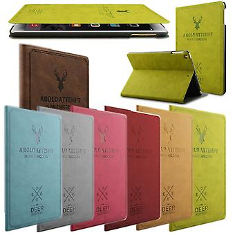 High-quality design bag plastic for Apple iPad synthetic leather cover case pouch