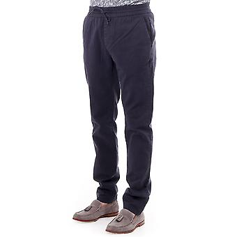 Ted Baker Mens Mangal Classic Fit Drawstring Chinos Long