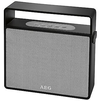 AEG speaker bluetooth/MP3/USB BSS black 4830