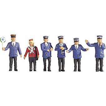 NOCH 15265 H0 Figures Railway Officer from Germany